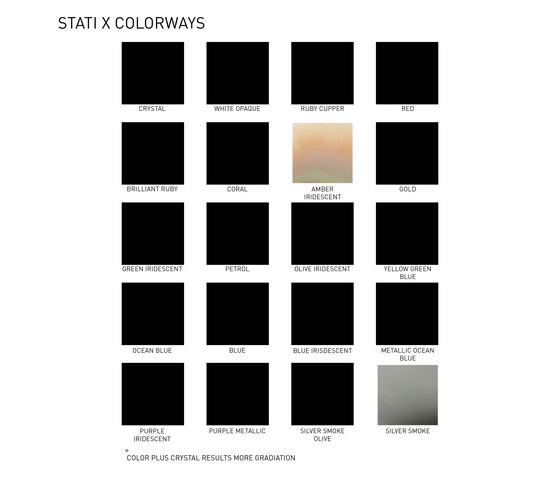 STATI X de ELOA | Lámparas de pie