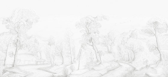 INNER FOREST by Wall&decò | Wall coverings / wallpapers
