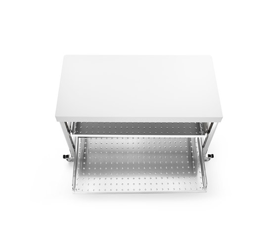 100 Kitchen Carts by ALPES-INOX | Mobile kitchen units
