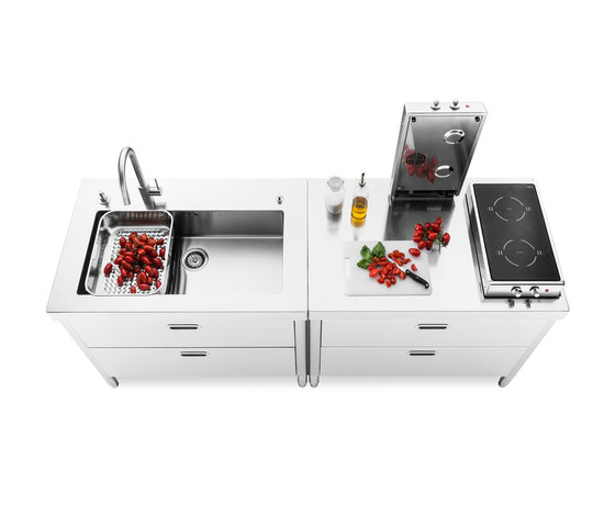 100 Kitchens by ALPES-INOX | Compact kitchens