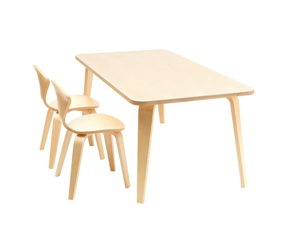 Cherner Childrens Table 30x60 by Cherner | Kids tables