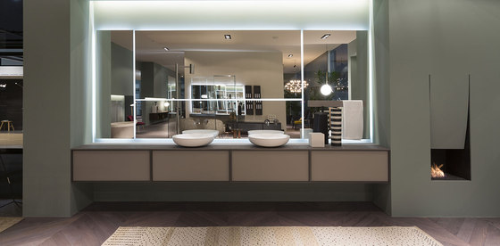 Bespoke by antoniolupi | Vanity units