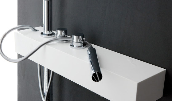 Match by Aquademy   Shower controls