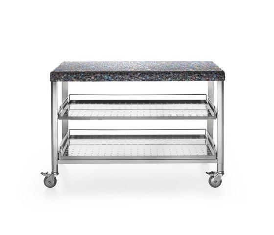 130 Kitchen Carts by ALPES-INOX | Mobile kitchen units