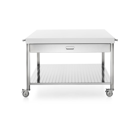 130 Kitchen Carts by ALPES-INOX | Mobile kitchen units