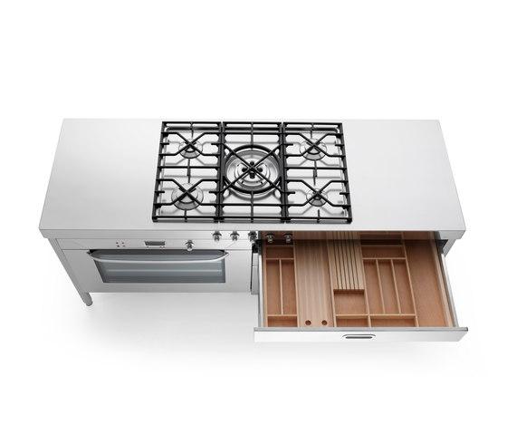 190 Kitchens by ALPES-INOX | Modular kitchens
