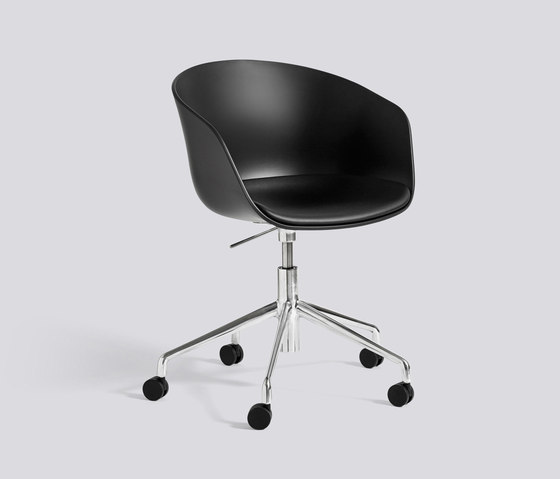About A Chair AAC52 with gaslift de Hay | Sillas
