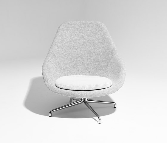 About A Lounge Chair AAL91 by Hay | Lounge chairs