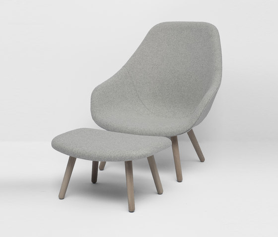 About A Lounge Chair AAL92 by HAY | Armchairs