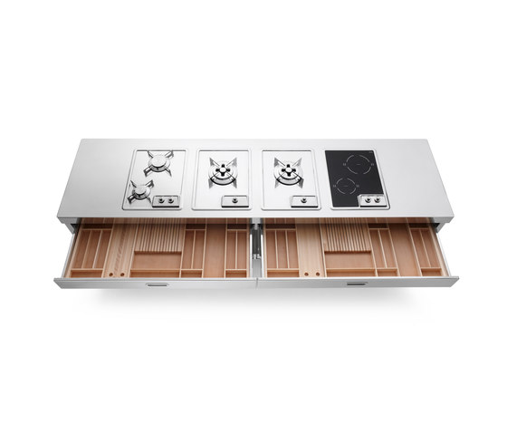 250 Kitchens by ALPES-INOX | Modular kitchens