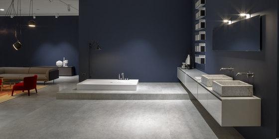 Panta Rei de antoniolupi | Meubles sous-lavabo