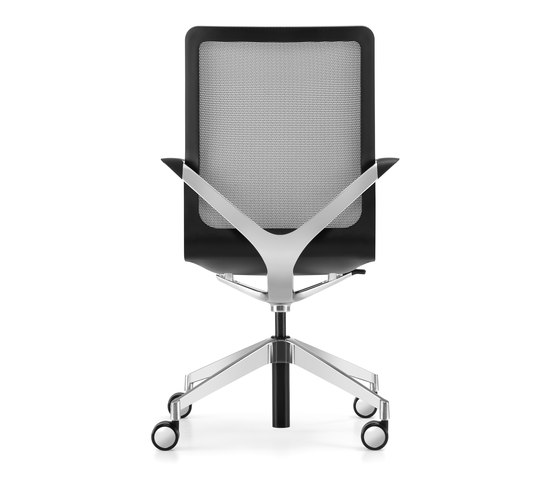 Linq conference swivel chair de Girsberger | Sillas