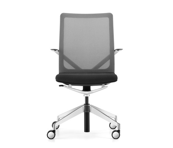Linq conference swivel chair by Girsberger | Chairs