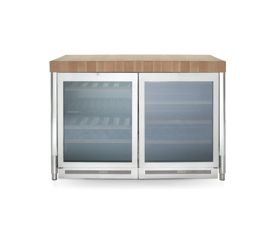 Wine Cooler 130 Kitchens by ALPES-INOX | Wine coolers