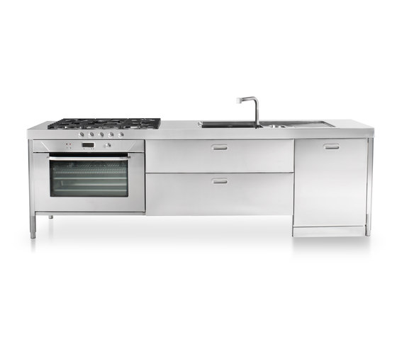 280 Kitchens by ALPES-INOX | Compact kitchens