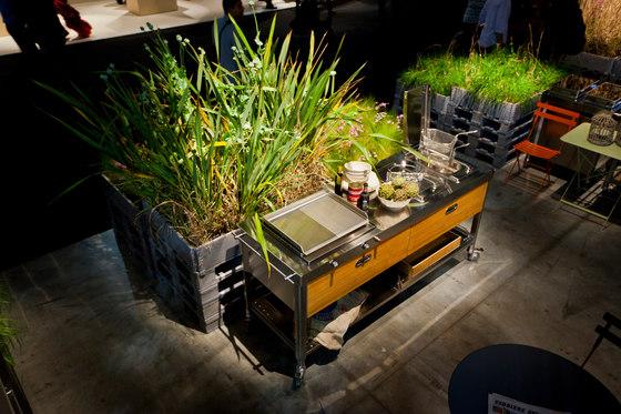 Outdoor Cucine 190 di ALPES-INOX   Cucine modulari