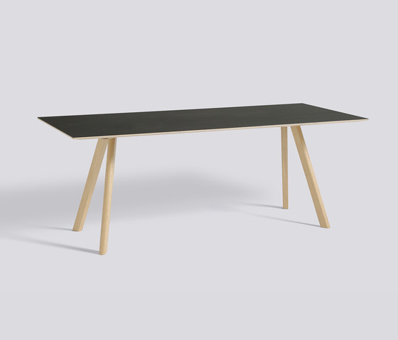 Copenhague table cph30 canteen tables from hay architonic for Table khi deux