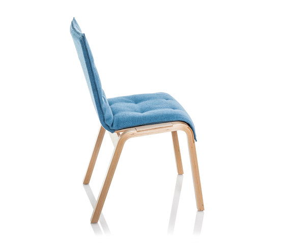Zipper by Riga Chair | Visitors chairs / Side chairs