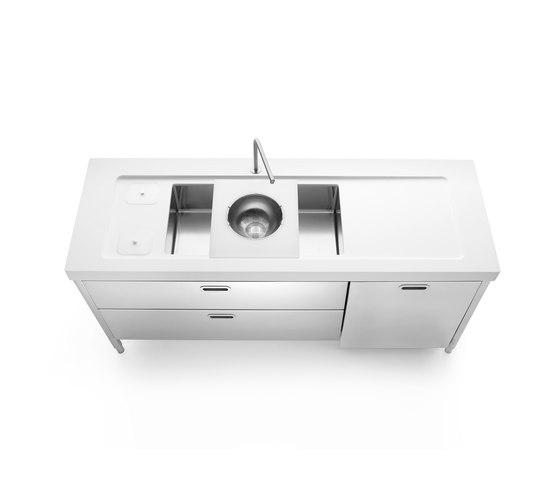 190 Kitchens by ALPES-INOX   Modular kitchens