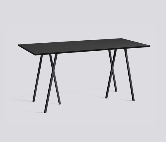 Loop Stand High Table 200 von Hay | Bartische