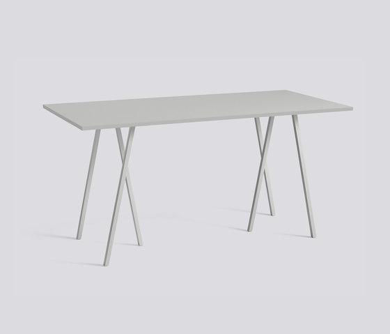 Loop Stand High Table 200 de Hay | Tables mange-debout