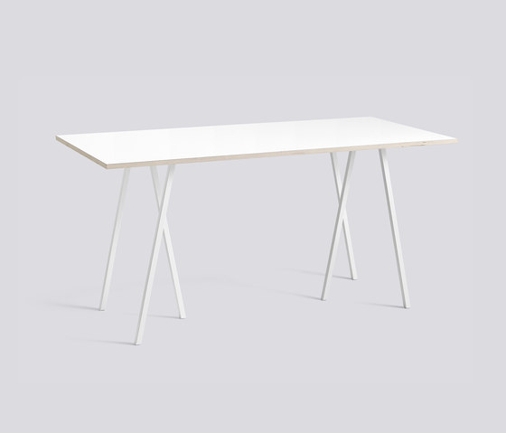 Loop Stand High Table 200 de Hay | Tables mange-debout