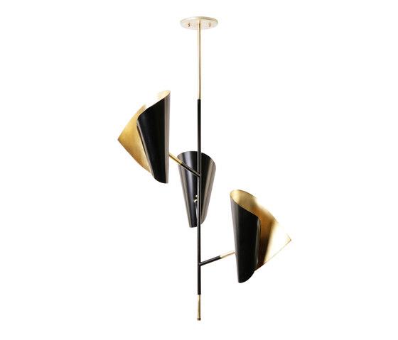 Cigale Pendant by Atelier de Troupe | General lighting