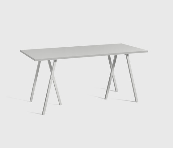 Loop Stand Table 160 by HAY | Dining tables