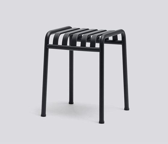 Palissade Stool by Hay | Garden stools