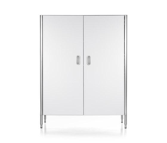 Columns by ALPES-INOX | Kitchen cabinets