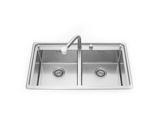 Sinks by ALPES-INOX | Kitchen sinks