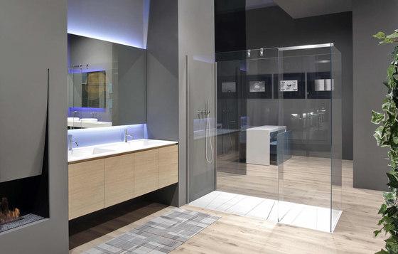 Penisola by antoniolupi | Shower screens