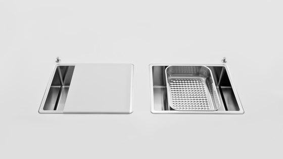 Sinks by ALPES-INOX | Kitchen sinks