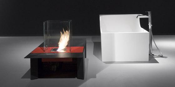 Drago by antoniolupi | Ventless fires