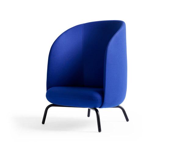 Easy Nest Chair de +Halle | Fauteuils