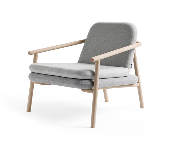 For Now Chair di +Halle | Poltrone