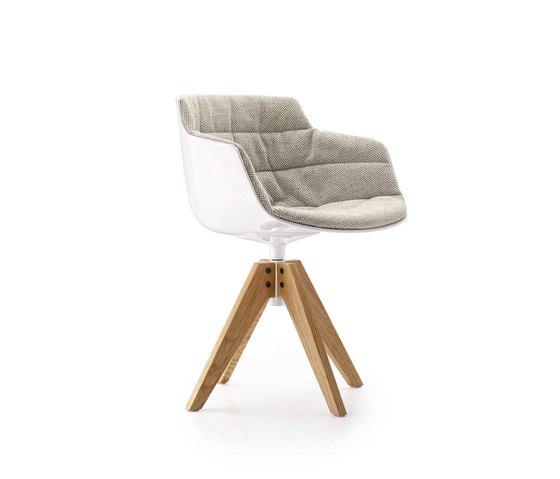 Flow slim by MDF Italia | Chairs
