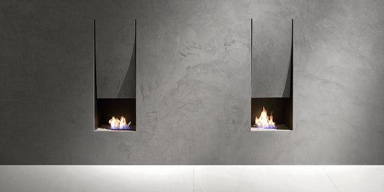 Il Canto Del Fuoco by antoniolupi | Ventless fires