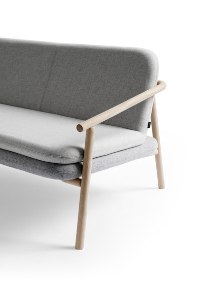For Now Sofa by +Halle | Lounge sofas