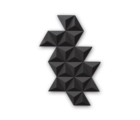 Diamond | black by Foursteel | Radiators