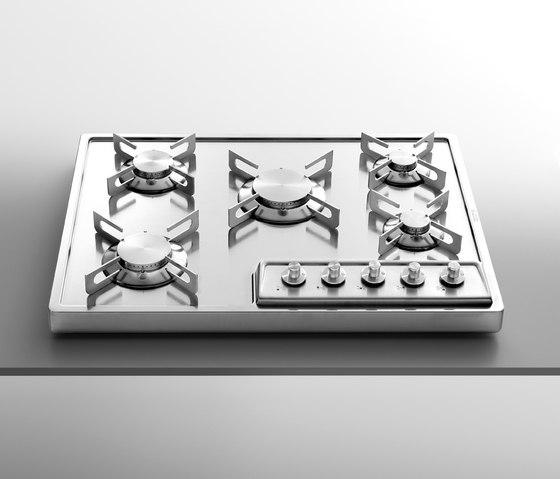 Hobs - Countertop Freestanding Hobs by ALPES-INOX   Hobs