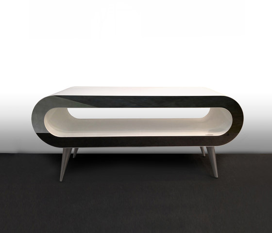 Arena Table by Foursteel | Radiators