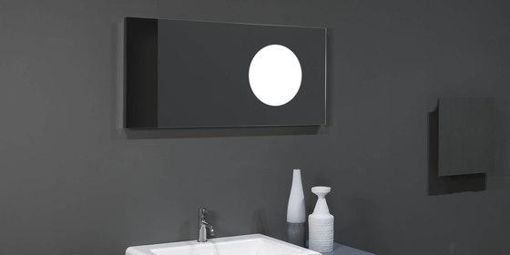 Oblo von antoniolupi | Spiegel