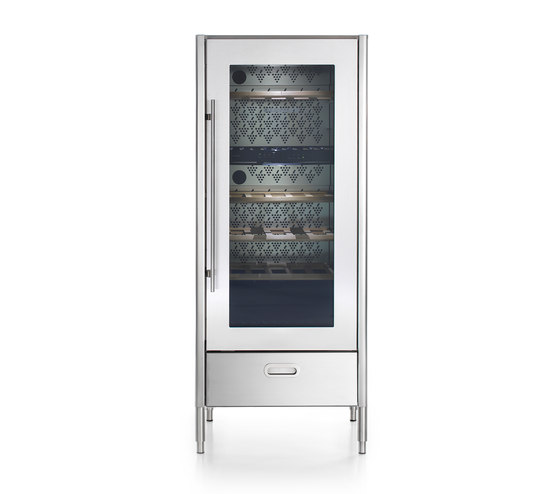 Wine Cooler Columns by ALPES-INOX | Wine coolers