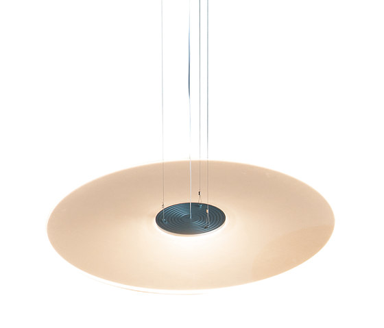 GHOST DISC Suspended light by Ferrolight | General lighting