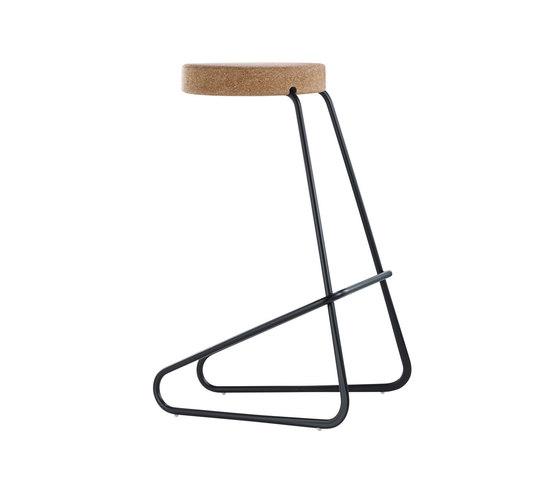 CC3 Cantilever stool de TECTA | Taburetes de bar