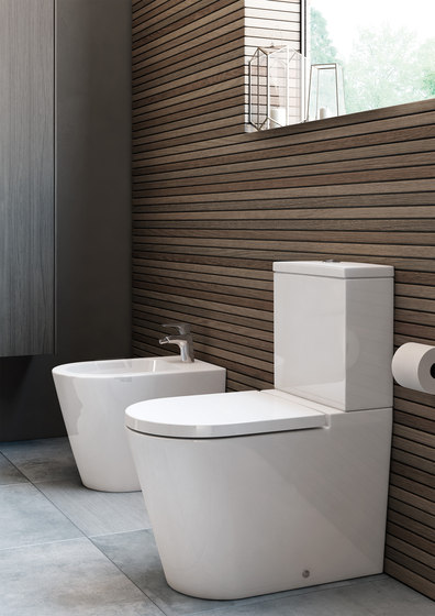 inspira wc toilets by roca architonic
