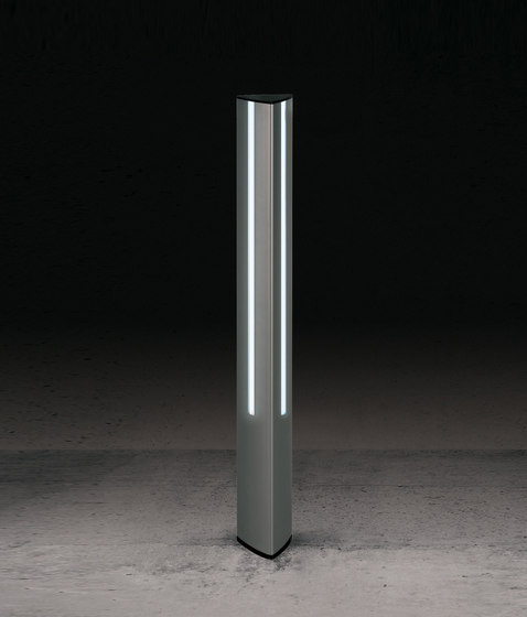 Loco Bollard by ALL+ | Bollard lights