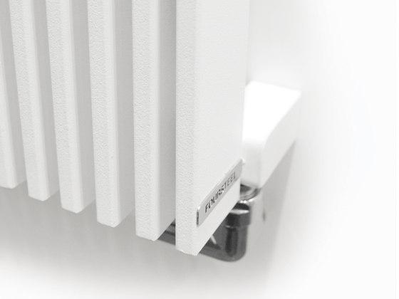 Plano + by Foursteel | Radiators