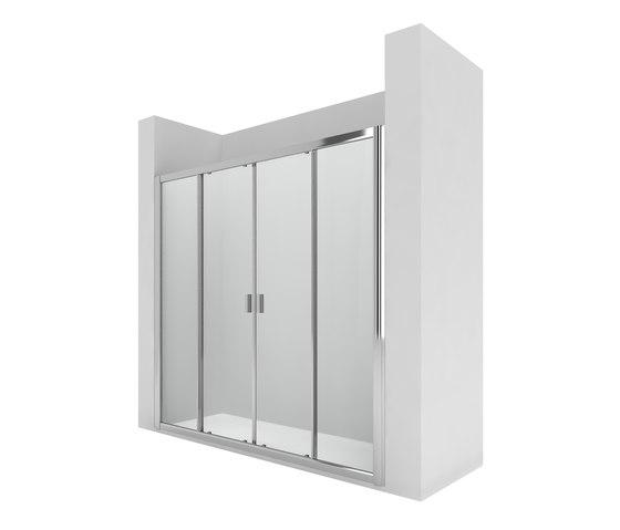Ura   L4E shower screen by ROCA   Shower screens